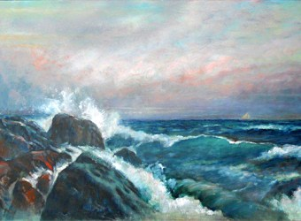 Marine Painting Sales, Kennebunkport Maine
