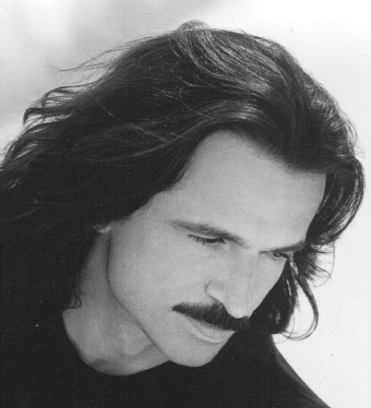 Yanni Interview: If I Could Tell You, New York Art