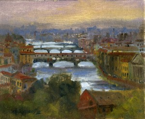 Florence Italy Giclee Print
