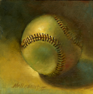 How to Paint a Baseball