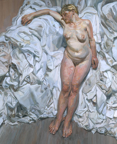 The Great Lucien Freud – Figure Painter