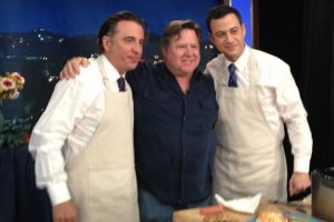 Norman, Andy Garcia, Jimmy Kimmel