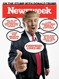 AmericanFristDaughterNewsweekCoverTrump
