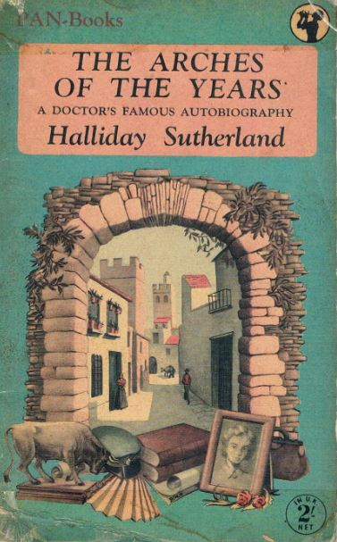 'The Arches of the Years was lisited amoung the ten top selling non-fiction books by 'Publishers Weekly' in 1933