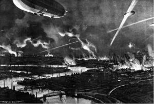 Zeppelin Raid
