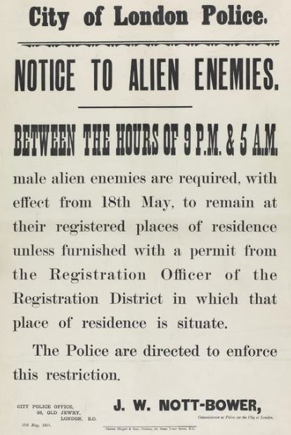 Enemy Aliens
