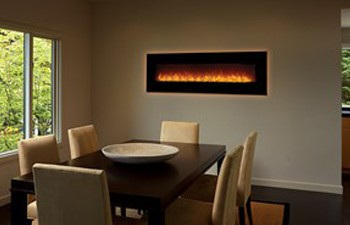 electric fireplace appliances at Halligans Hearth and Home