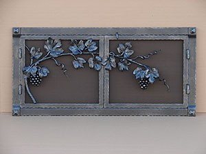 wrought iron collections