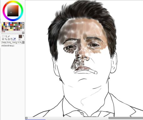 RDJ in progress