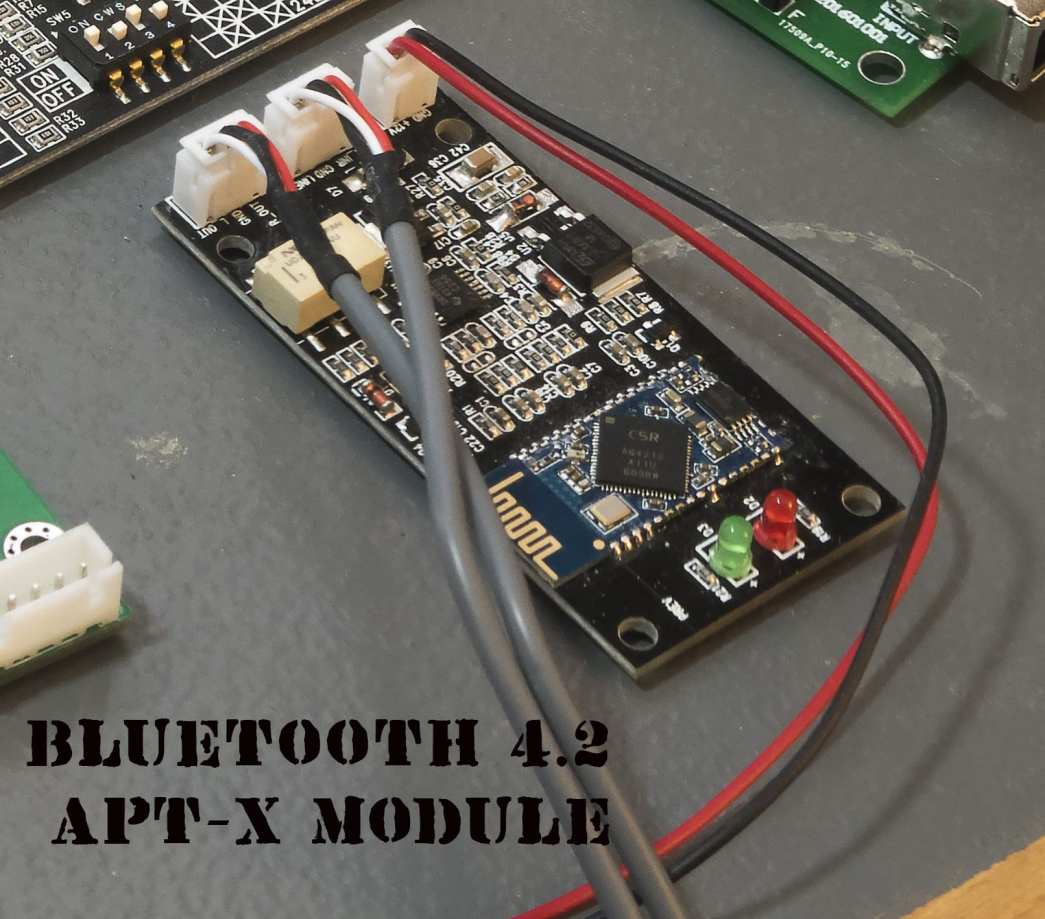 Bluetooth 4.2 APTX Module