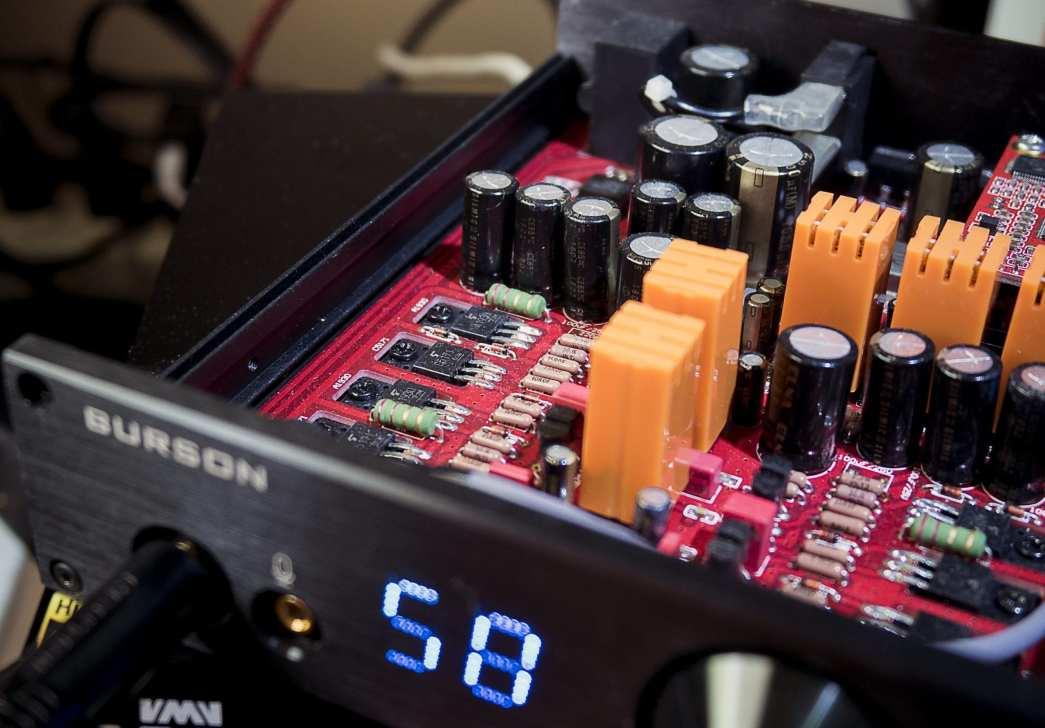 Burson Audio Plac DAC v2.0 + V6-OPA Classics