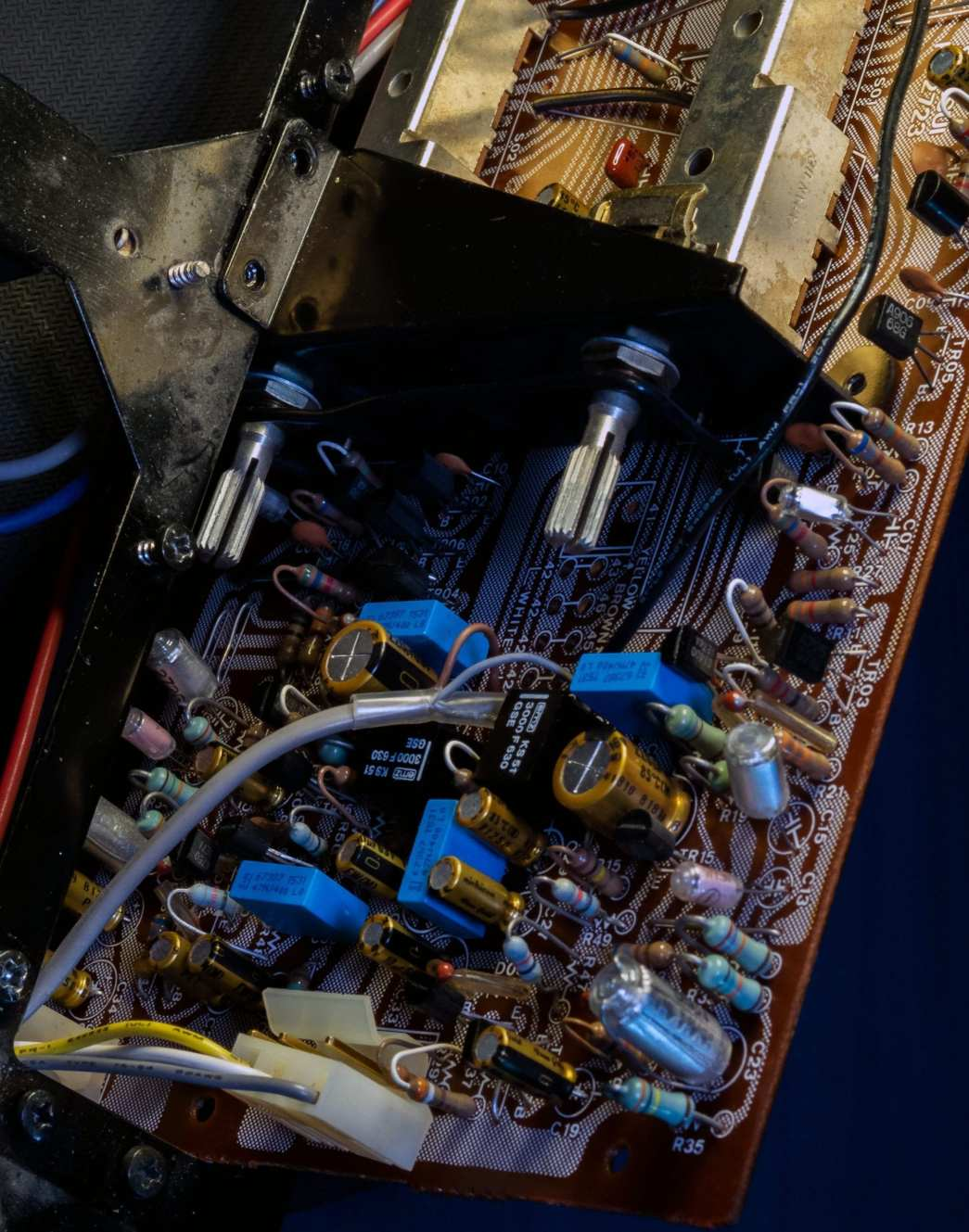 Upgraded AU-517 Control Board