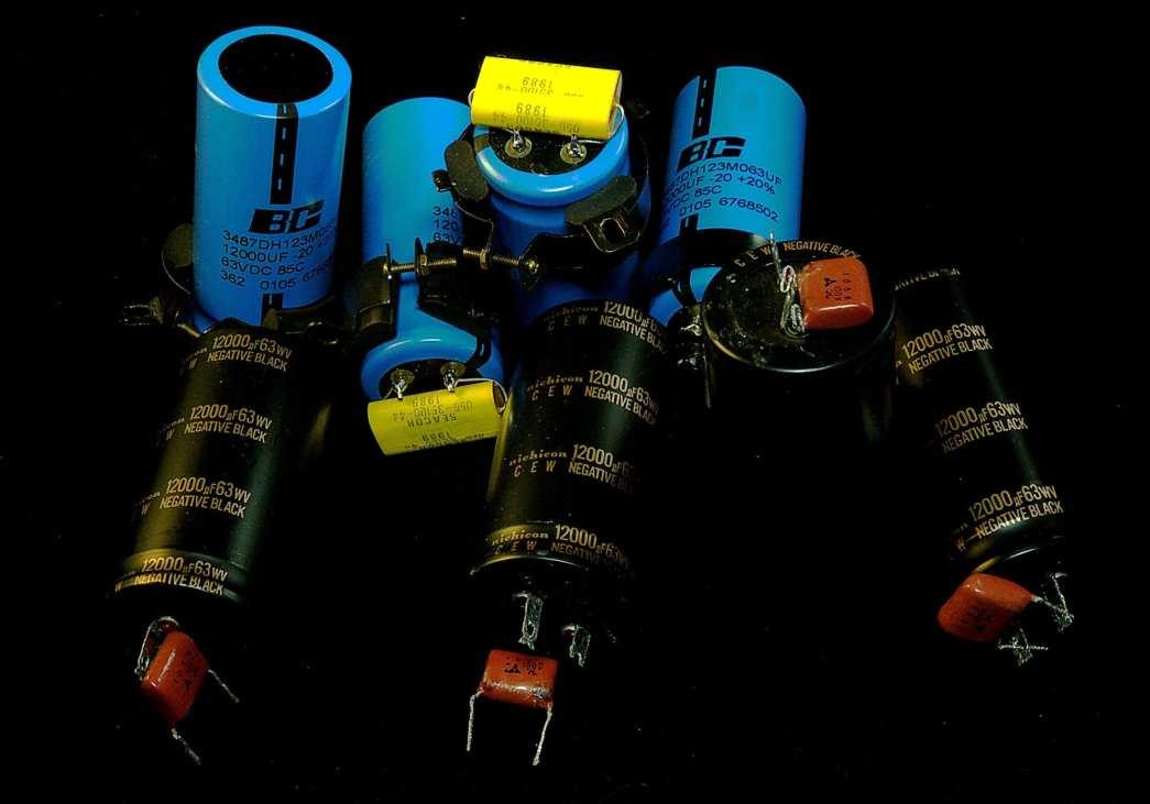 AU-517 Filtering Caps