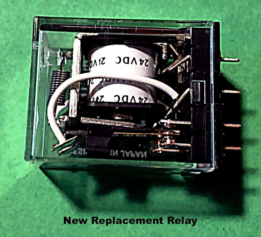 Replacement Relay AU-517