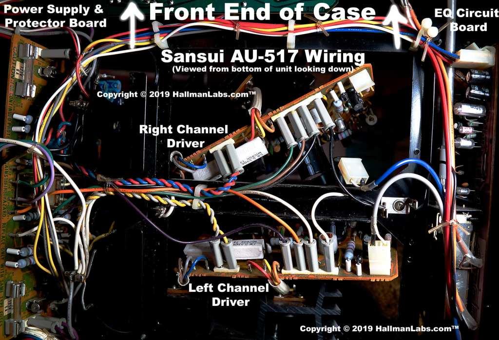 AU-517 Wiring Diagram