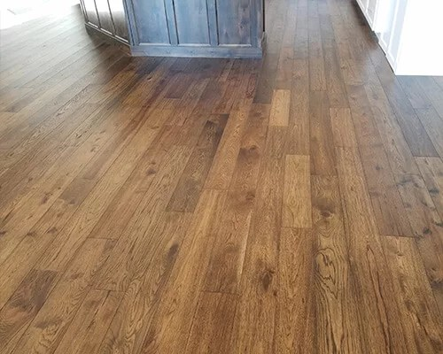 Woodsman Kitchen Floors