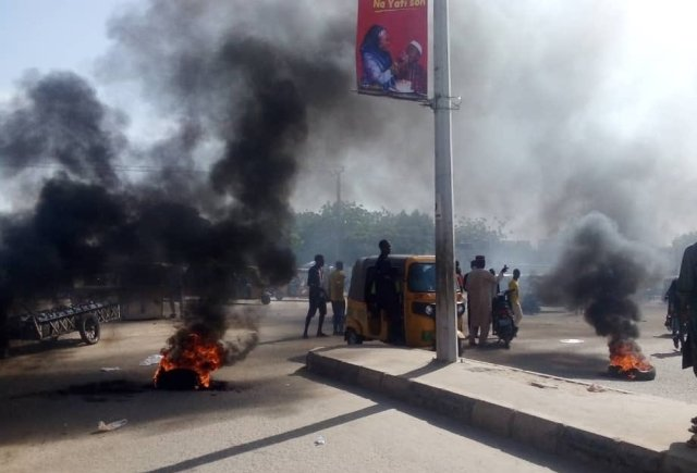 Protests in Kano