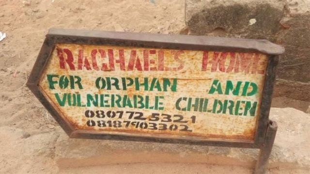 Rachel's Home orphans kidnapped