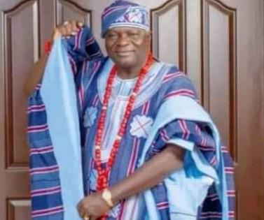 Prince Olagunsoye Oyinlola