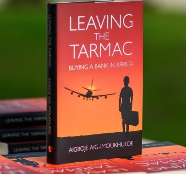 Leaving the Tarmac