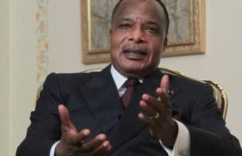 Denis Sassou N'Guesso, Congo president