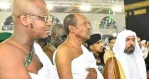 Isa Pantami and Muhammadu Buhari