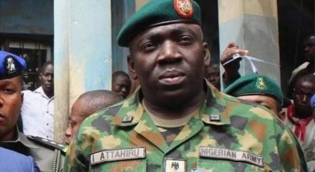 Army Chief, Ibrahim Attahiru