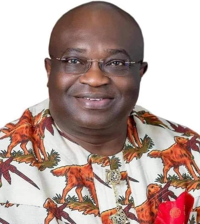 Dr. Okezie Ikpeazu