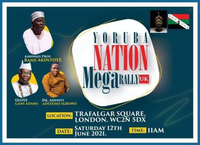 Oduduwa nation rally