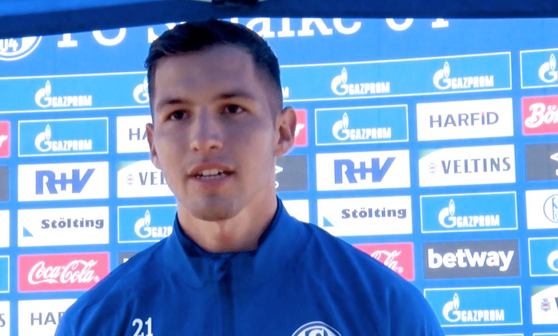 Marvin Pieringer ist beim Bundesliga-Absteiger FC Schalke 04 ist einer der acht Neuzugängen – und keiner, der unterschätzt werden sollte, wie er bislang im Trainingslager der Königsblauen zeigt. Schalke in Mittersill wird präsentiert von Gelsen-Net