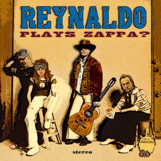 Reynaldo plays Zappa - cover