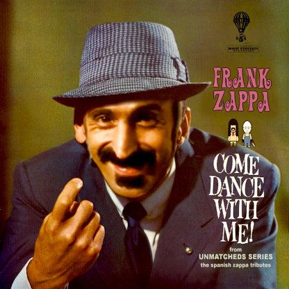 Come Dance with Zappa! cover