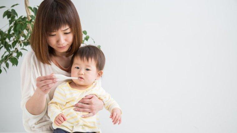 Termometer Digital: Cara Mengukur Suhu Tubuh Normal Bayi