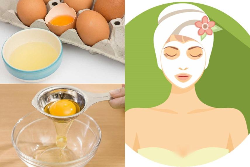 Inilah 6 Manfaat dari Masker Telur