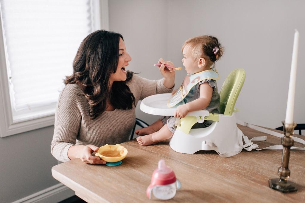 Resep Makanan Anak Sebelum 1 Tahun