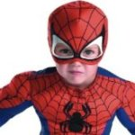 Spiderman Costume for Boys (and Girls!)