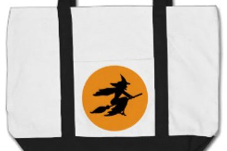Parent's Escort Halloween Tote Bag