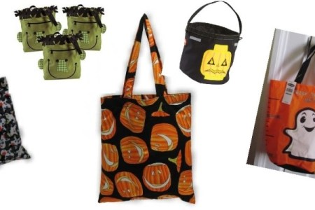 Halloween Tote Bags for Trick or Treat