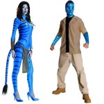 Avatar Costumes for Halloween