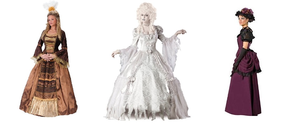 5631cd8fe Victorian Era Costumes for Women - Halloween Haven