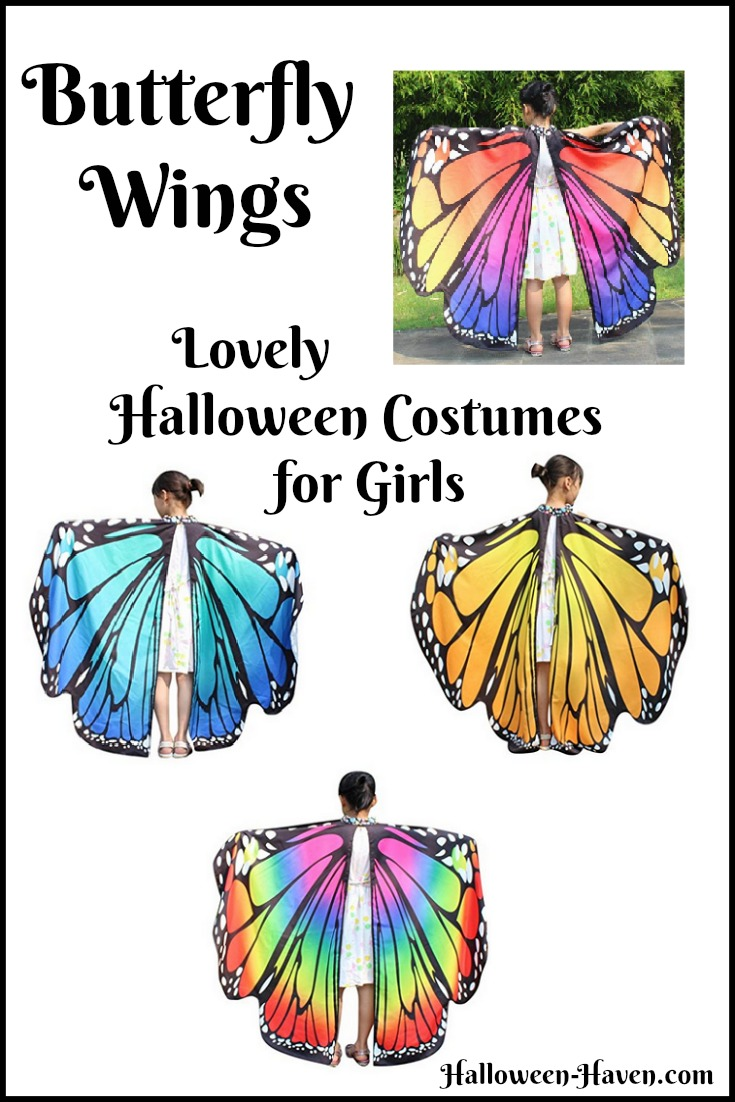 Butterfly Costumes for Girls