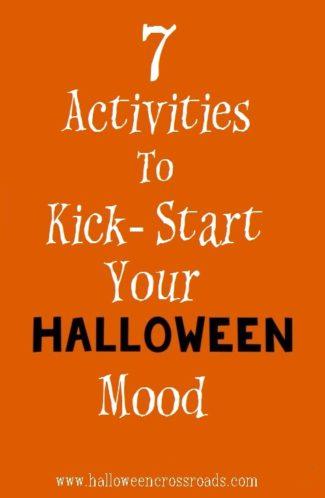 7 Activities For Your Halloween Mood