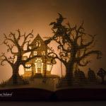 halloween_book_art_by_malenavalcarcel-d80u5gc