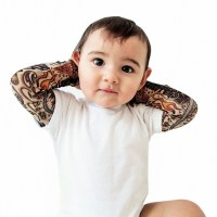 Cool Find: Baby Tattoo Sleeves