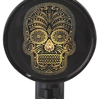 Cool Find: Sinister Glow Skull Night Light