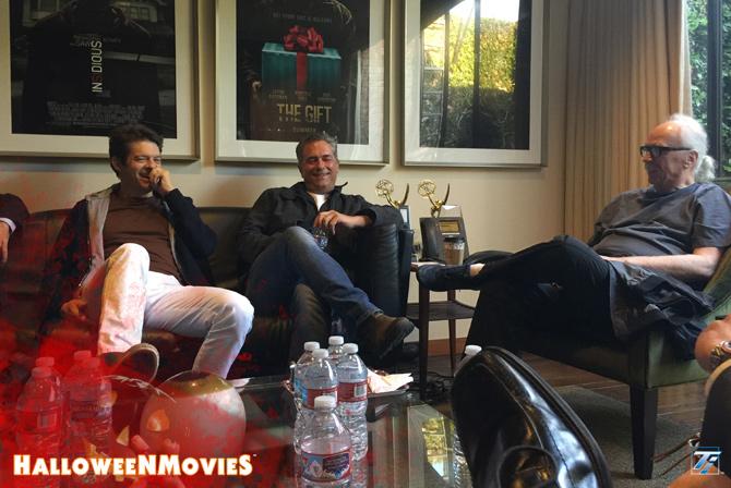 Jason Blum, Malek Akkad, and John Carpenter will team up for the next 'Halloween' movie.