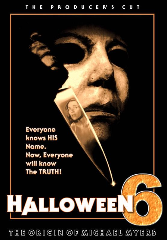 Halloween 6 - The Origin of Michael Myers - poster