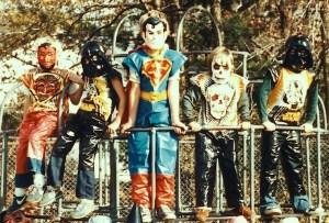 'Plastic Masks and Vinyl Smocks' vintage Halloween costumes documentary coming soon.