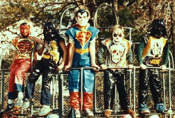 u0027Plastic Masks and Vinyl Smocksu0027 vintage Halloween costumes documentary coming soon. & Plastic Masks and Vinyl Smocksu0027 Documentary Announced | Halloween ...