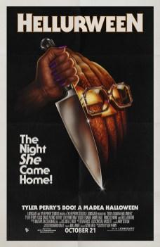 Boo! A Madea Halloween - teaser poster